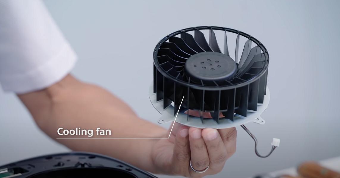 PS5 : Le contrôle des ventilateurs sera par la suite optimisé