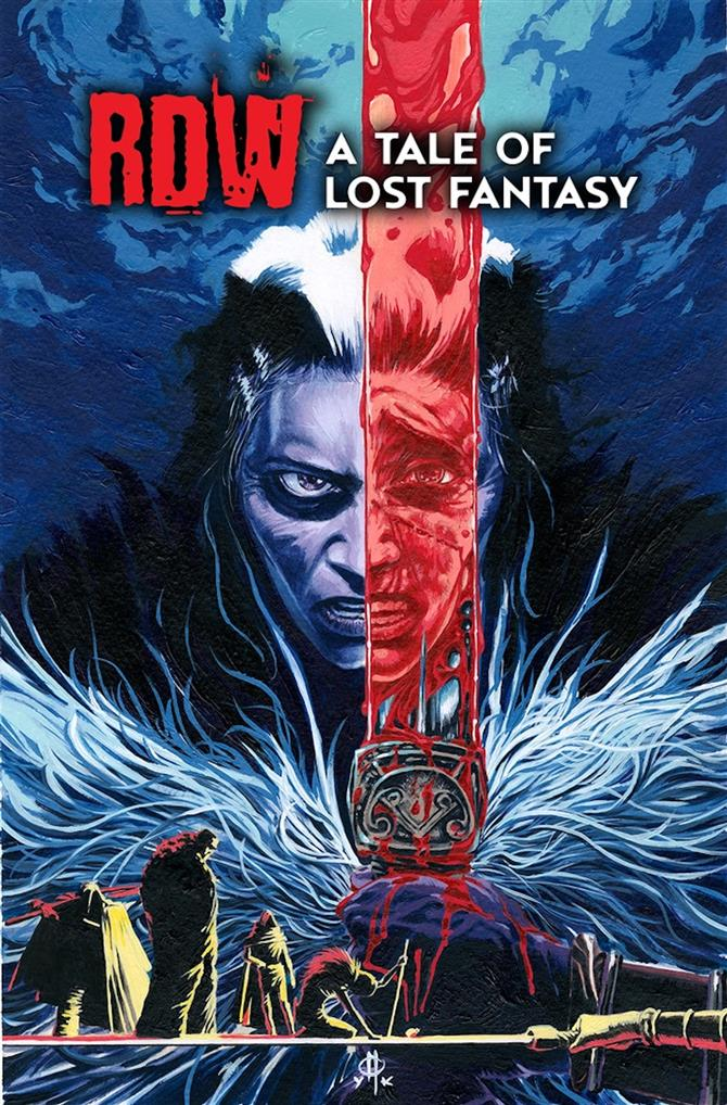 RDW : a Tale of Lost Fantasy couverture