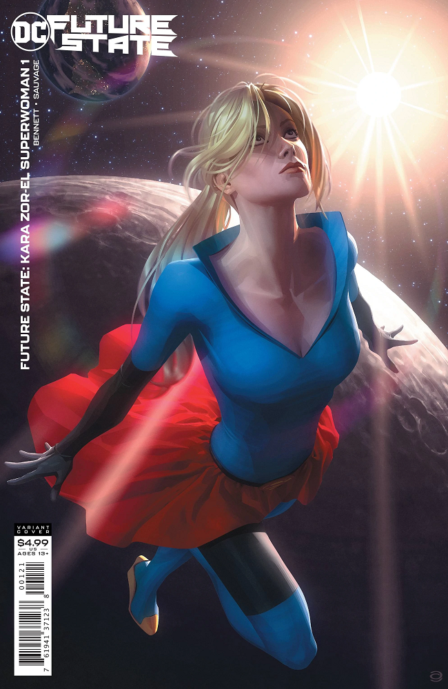 Kara Zor-El : Superwoman