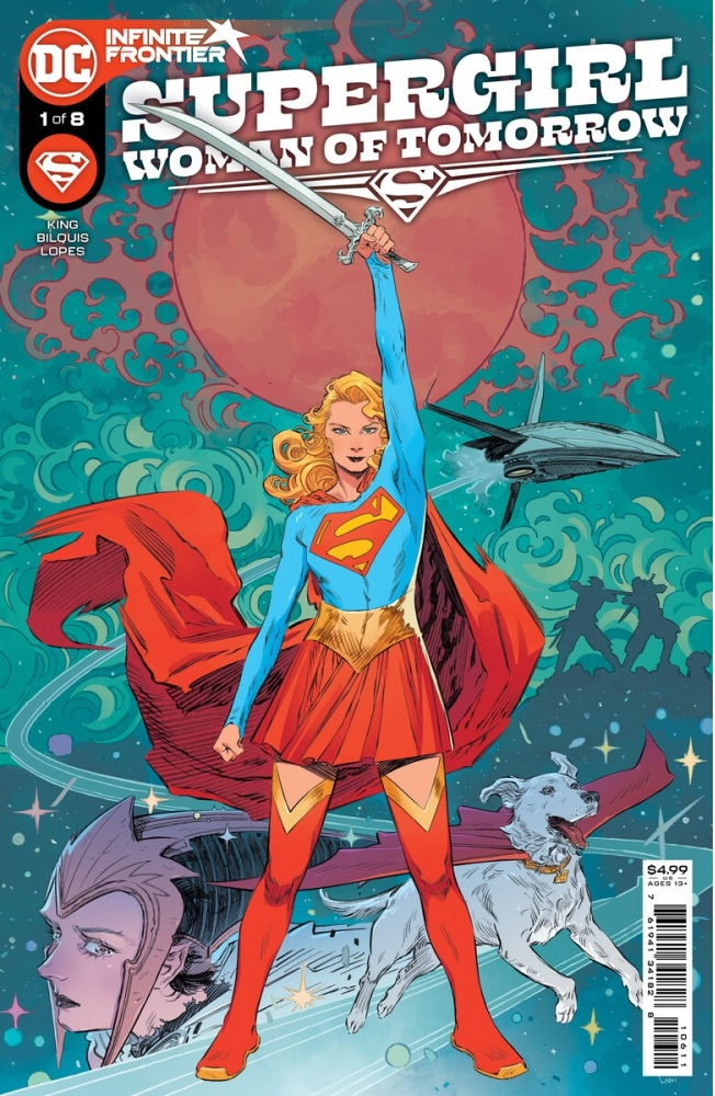 Supergirl : Woman of tomorrow